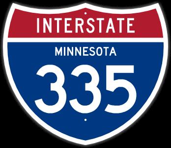 I-335 shield